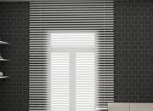 Kwikfynd Double Roller Blinds abercorn