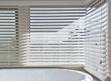 Kwikfynd Fauxwood Blinds abercorn